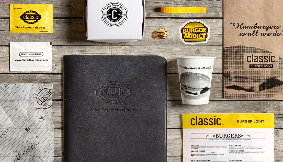 Classic Burger Joint - From New to a Leading Brand