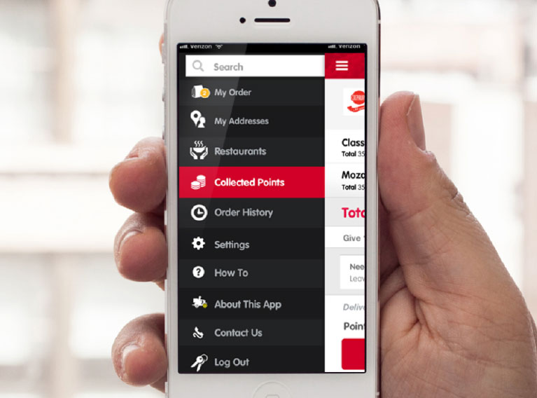 Onlivery – Delivery Start-Up App