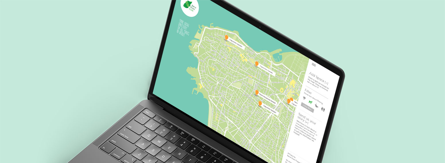 Beirut Green Guide – Website & App Directory Grouping 200 Public Parks In Beirut