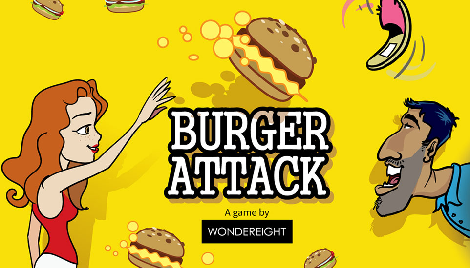 Classic Burger Joint – Burger Attack