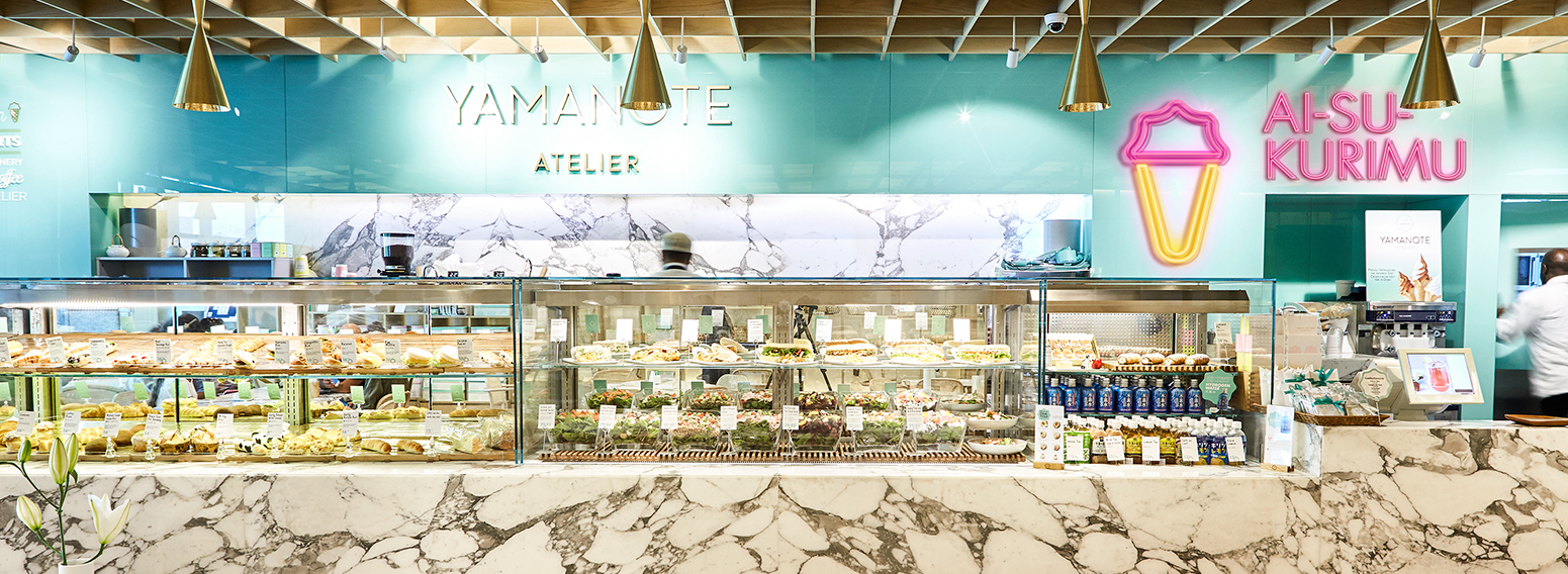 Yamanote – Brand Uplift, Packaging & Content Creation For Japanese Bakery In Dubai