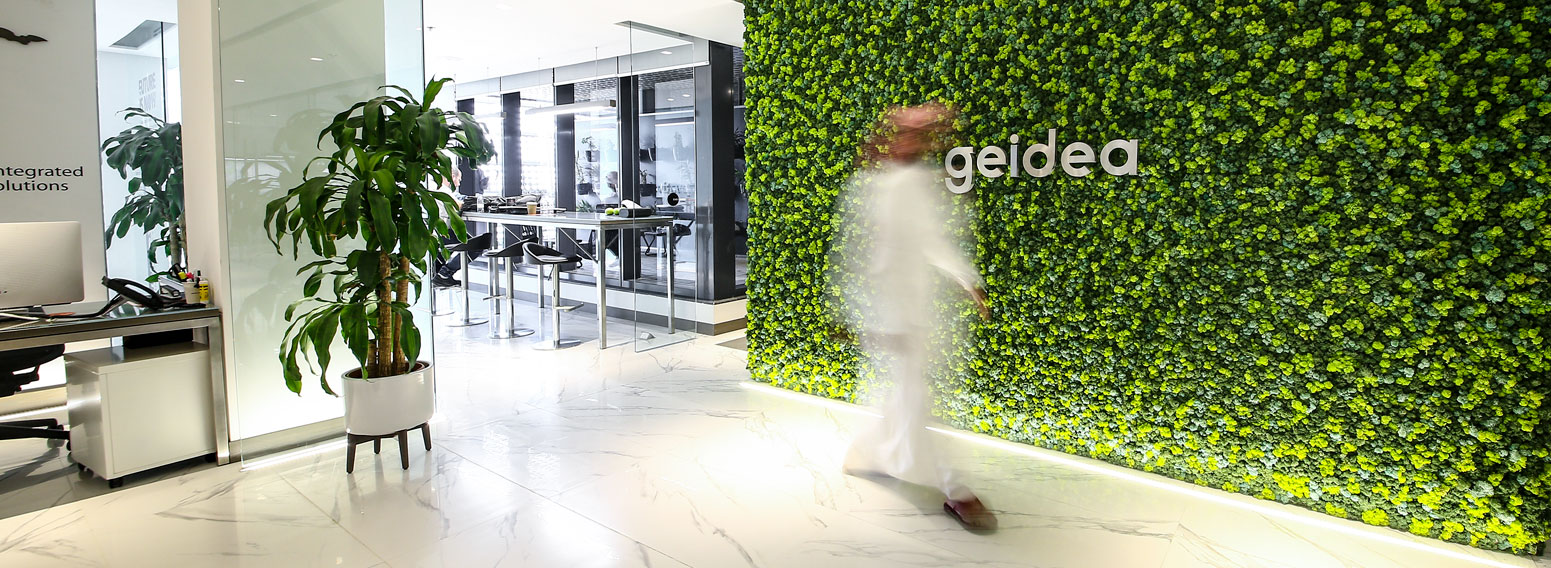Geidea – Brand Strategy & Identity Revamp For Saudi Arabia's Fintech Solution Provider