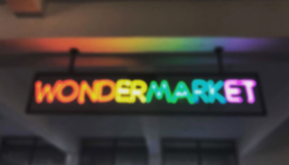 WonderMarket at Beirut Design Week