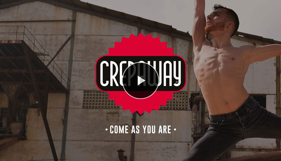 Crepaway - Come As You Are