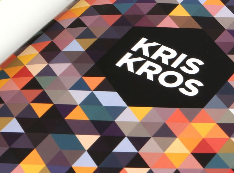 Kris Kros – Brand Creation, Naming, Menu Design And Delivery Packaging