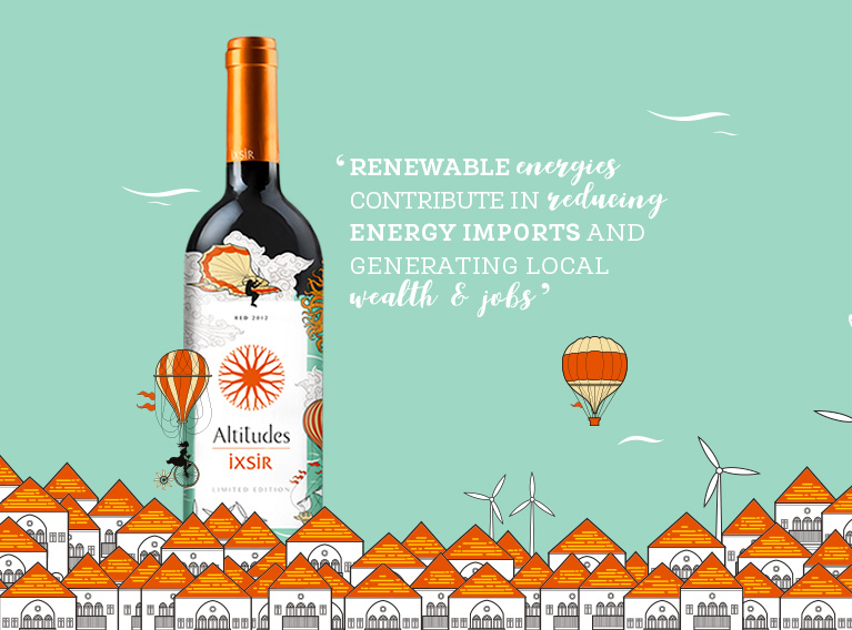 Ixsir – Limited Edition Label Design And Social Media Campaign For Lebanese Wine Brand