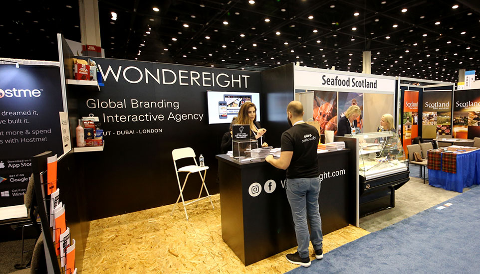 Follow Us to the World's Biggest Restaurant Show in Chicago