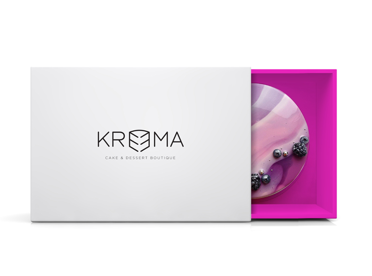 Kreema – Brand Identity Creation And Launch Strategy For Dubai Dessert Shop