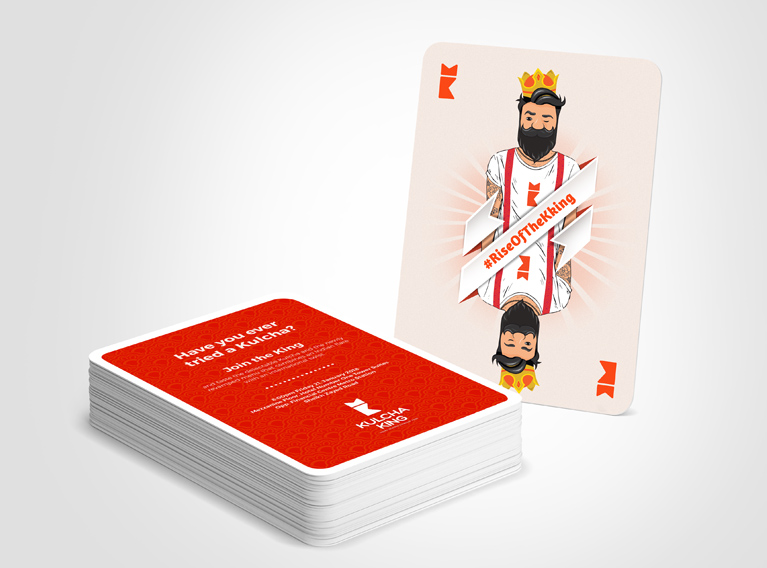 Kulcha King – Brand Strategy And Identity Revamp For Indian Restaurant In Dubai
