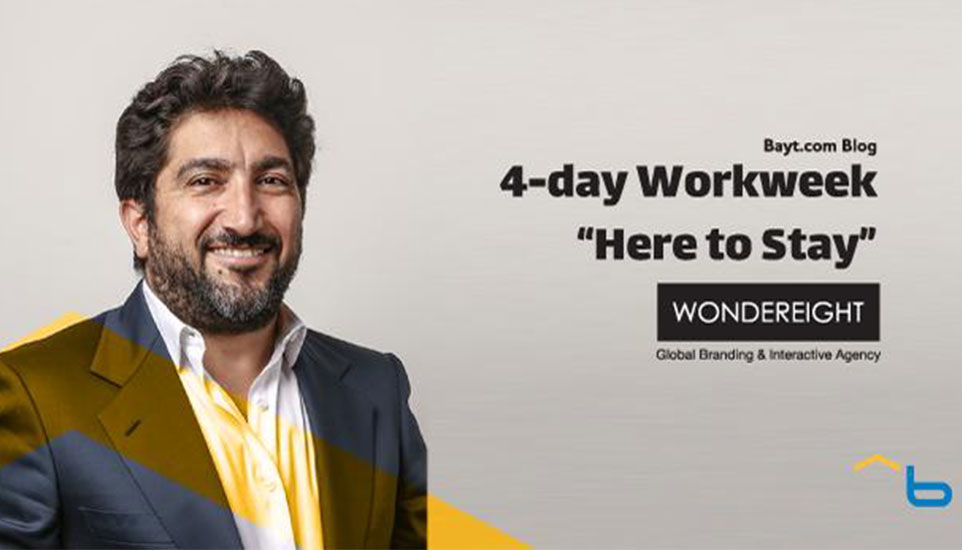 "4-day workweek ""Here to stay"""