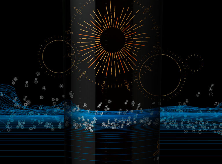 Ixsir – Data Driven Design For Limited Edition Bottle