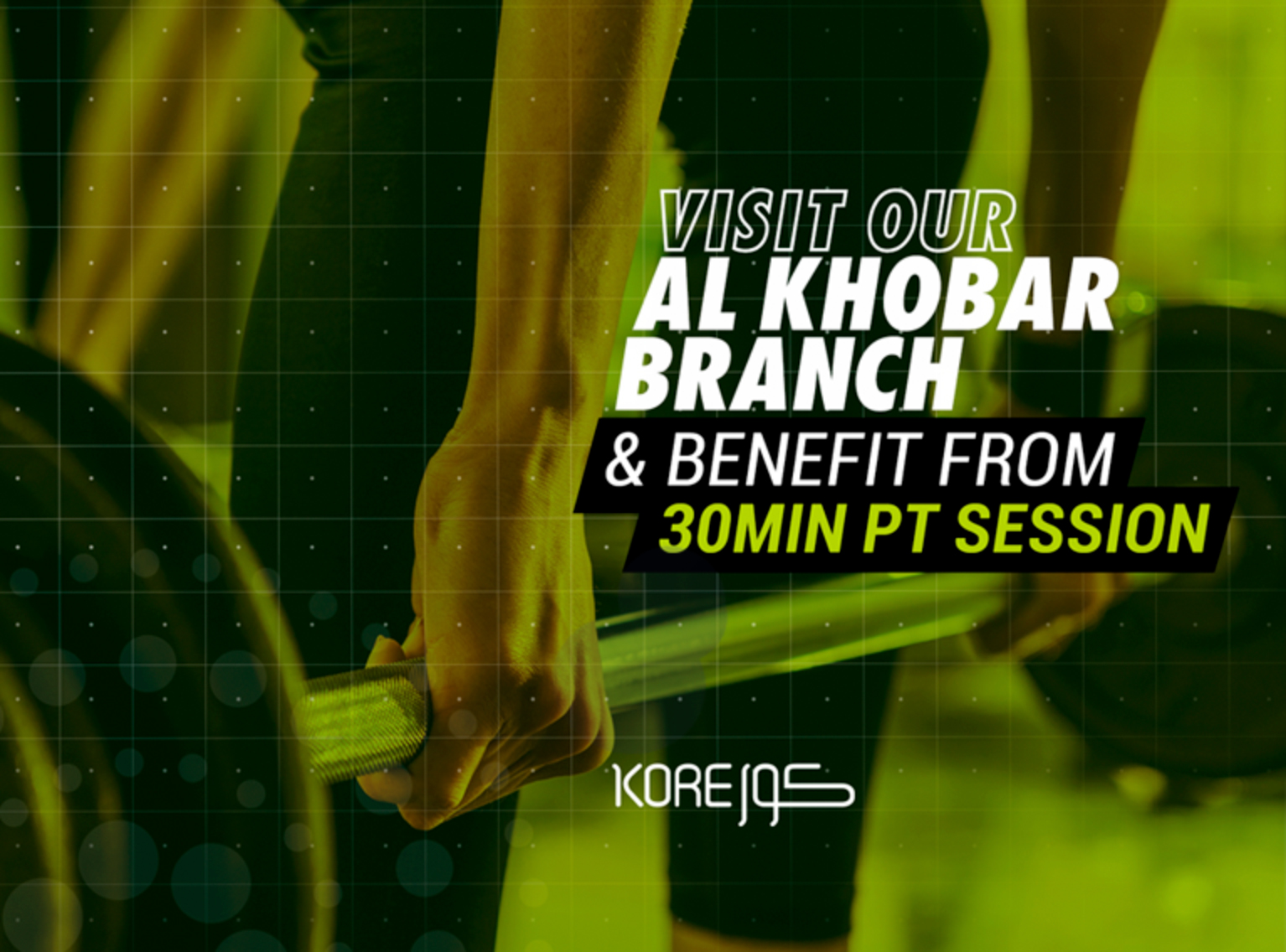 Kore – Brand, Strategy & Social Media Uplift For KSA Women's Gym