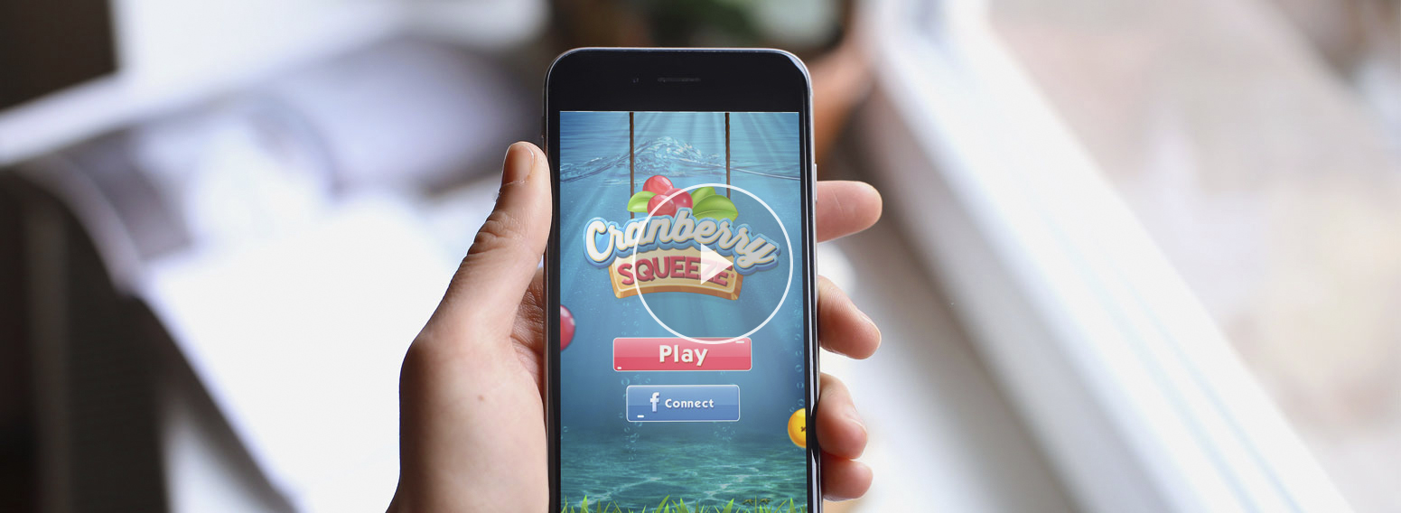 Ocean Spray – Full Branding, Communication & Social Media Handling For The MENA Region