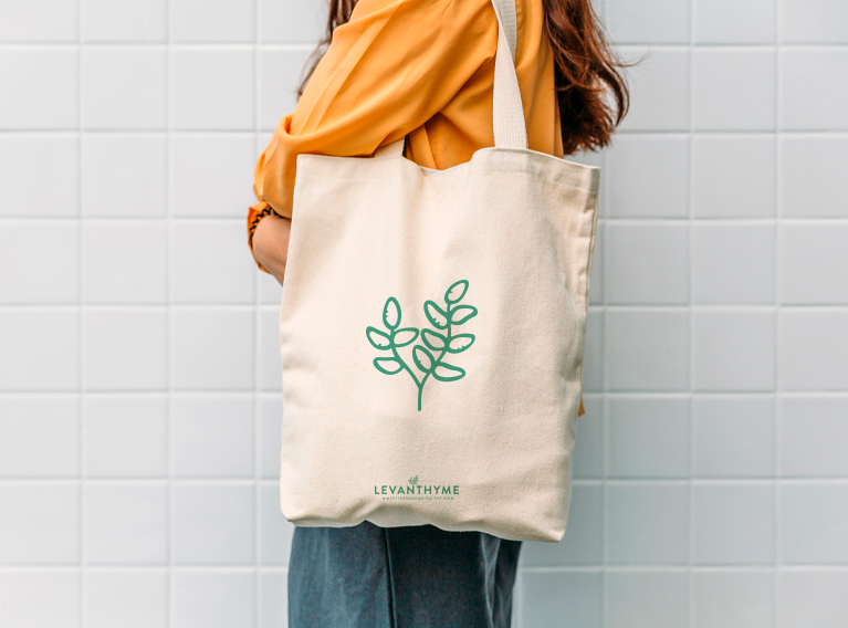 Levanthyme – Brand Strategy, Visual Identity & Social Media For Levantine Kitchen In London